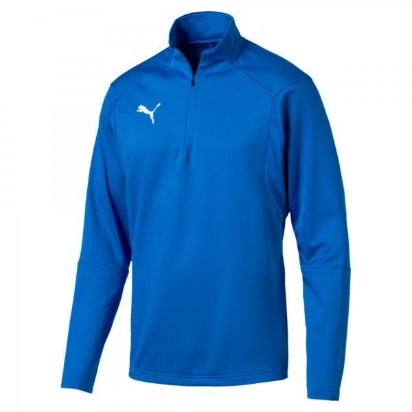 Puma LIGA Training 1/4 Zip Herren Shirt 655606 (Blau 02)