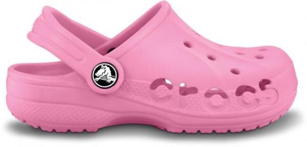 Crocs Baya Kids Clogs (Pink Lemonade)