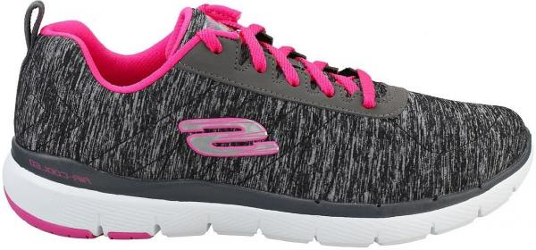 Skechers Skech-Appeal 3.0 - Insiders Kinder Sneaker 81631L (BKHP-Schwarz)