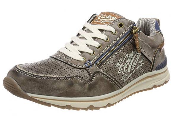 Dockers Herren Sneaker 42MO003-600 (Braun 380)
