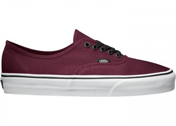 Vans U AUTHENTIC Sneaker (Rot)