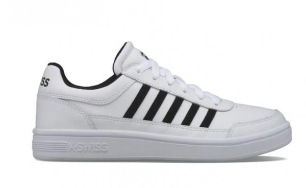 K-Swiss Court Chasseur Damen Sneaker 96042 (Weiß 102)