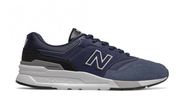 New Balance Herren Sneaker CM997HEM (Blau)