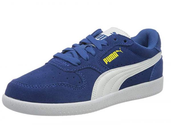 Puma Icra Trainer SD Jr Kinder Sneaker 358885 (Blau 31)