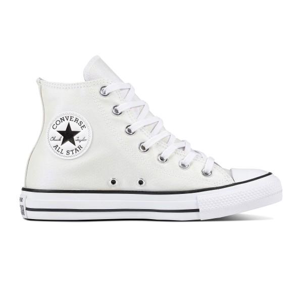 on sale fccd6 94bcd Converse Chucks Taylor All Star Hi Damen Sneaker 561709C(weiß)