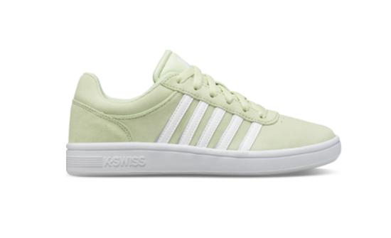 K-Swiss Court Cheswick SP SDE Damen Sneaker 96595 (Grün 350)