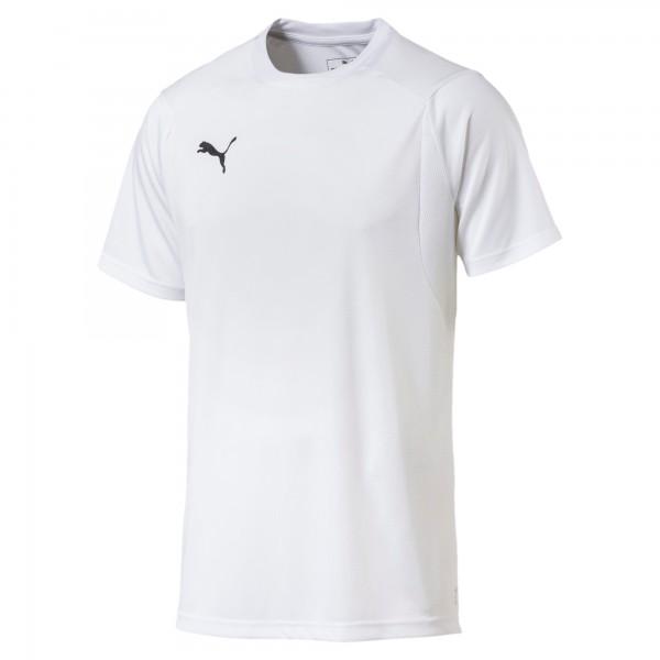 Puma LIGA Training Herren T-Shirt 655308 (Weiß 04)