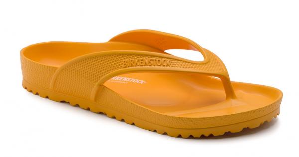 Birkenstock Honolulu EVA Damen Zehentrenner normal 1015495 (Orange)
