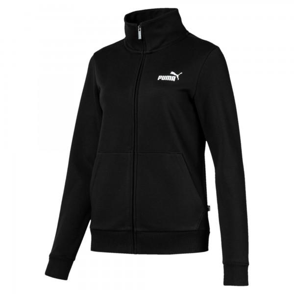 Puma ESS Track FL Damen Sweatjacke 851799 (Schwarz 01)