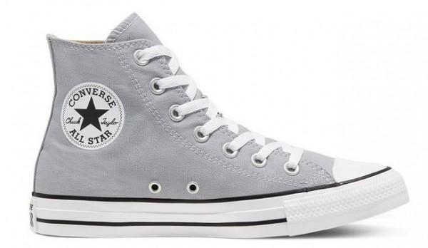 Converse Chucks Taylor All Star HI Sneaker 166705C (Grau)