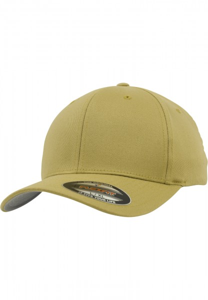 Flexfit Wooly Combed Baseball Cap (Curry 00772)