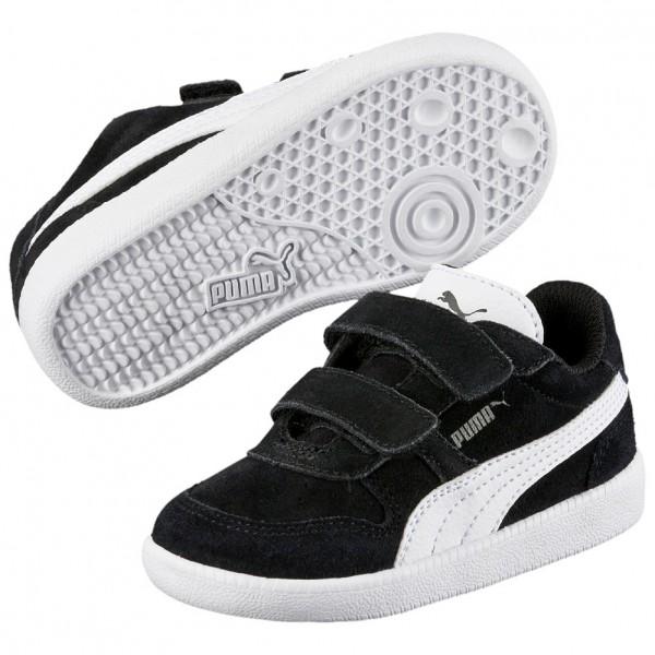 Puma Icra Trainer SD V Kinder Sneaker 360756 (black 07)