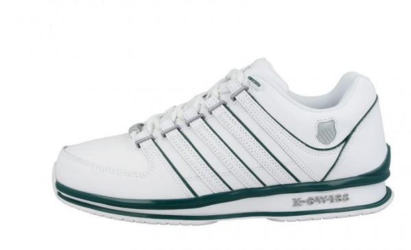 K-Swiss Rinzler Herren Sneaker 01235 (Weiß 157)