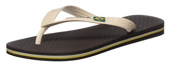 Ipanema Clas Brasil II Damen Zehentrenner (Braun 9244)