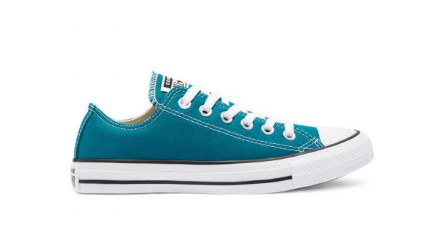 Converse Chuck Taylor All Star Ox Low Sneaker 170467C (Grün)