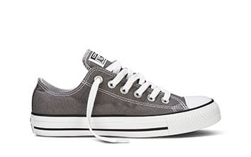 Converse Chucks Taylor All Star Ox Low Sneaker (Charcoal)