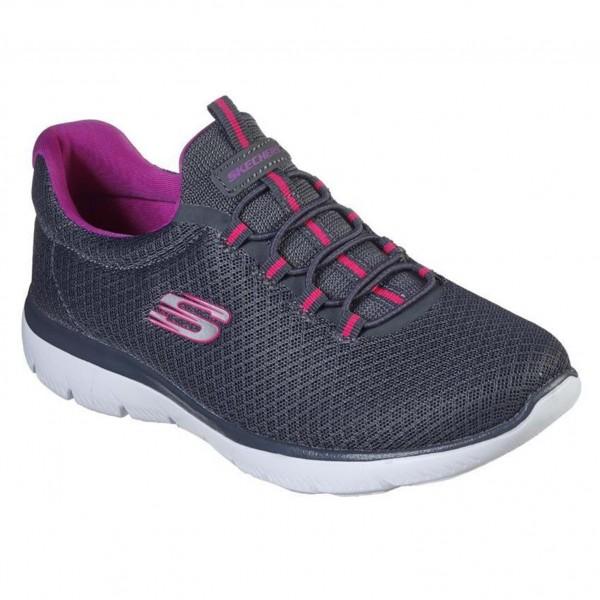 Skechers Summits Damen Sneaker 12980 (Grau-CCPR)
