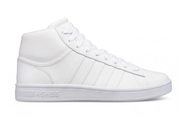 K-Swiss Court Winston Mid Herren Sneaker 06797 (Weiß 175)
