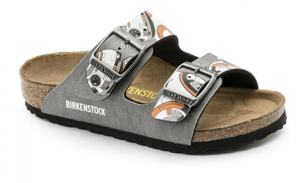 Birkenstock ARIZONA Kinder Birko-Flor normal 1004368 (Star Wars)