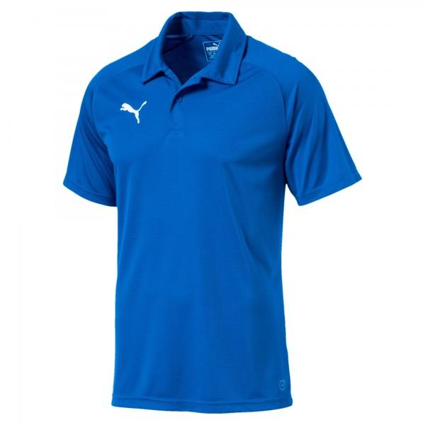 Puma LIGA Sideline Herren Poloshirt 655608 (Blau 02)