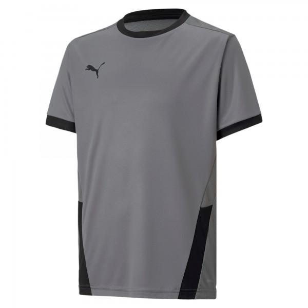 Puma TeamGOAL 23 Jr Kinder Shirt 704160 (Grau 13)