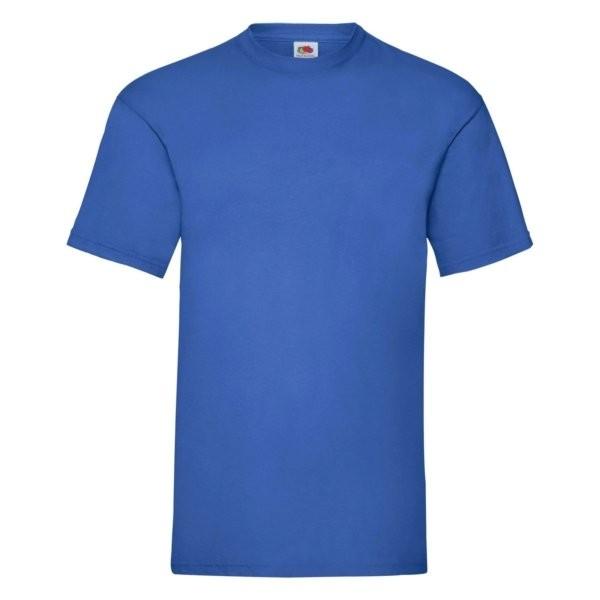 Fruit of the Loom Value-Weight Herren T-Shirt 61-036-0 (Blau 51)