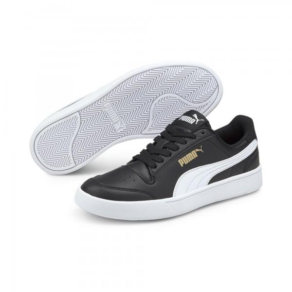 Puma Shuffle Jr Kinder Sneaker 375688 (Schwarz 03)
