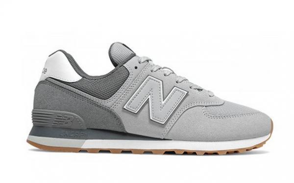 New Balance Herren Sneaker ML574GRA (Grau)