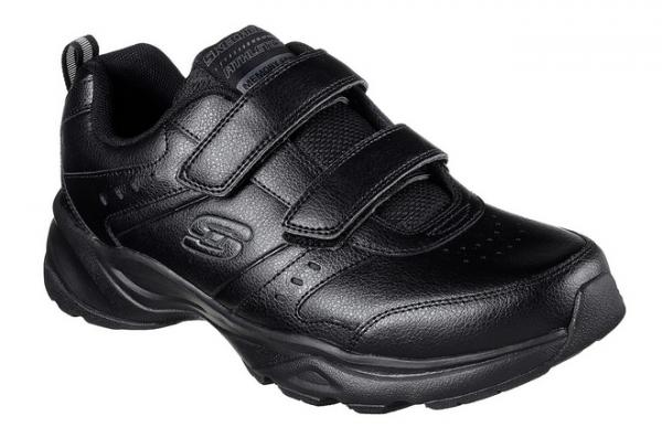 Skechers Haniger-Casspi Herren Sneaker 58356 (Schwarz-BBK)