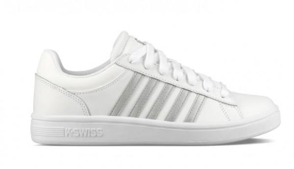 K-Swiss Court Winston Damen Sneaker 96154 (Weiß 150)