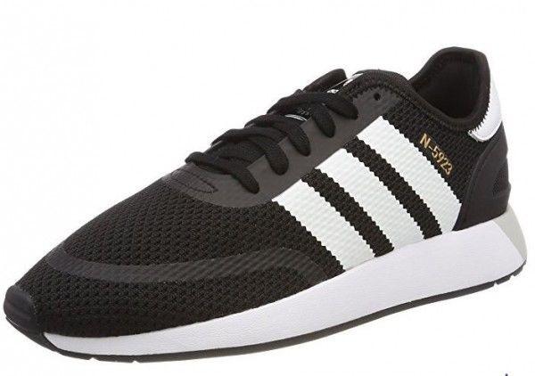 huge selection of f43c8 9a8be Adidas N-5923 Herren Schuh CQ2337 (Schwarz)