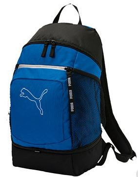 Puma Echo Backpack Rucksack 075107 (turkish sea/blau 02)