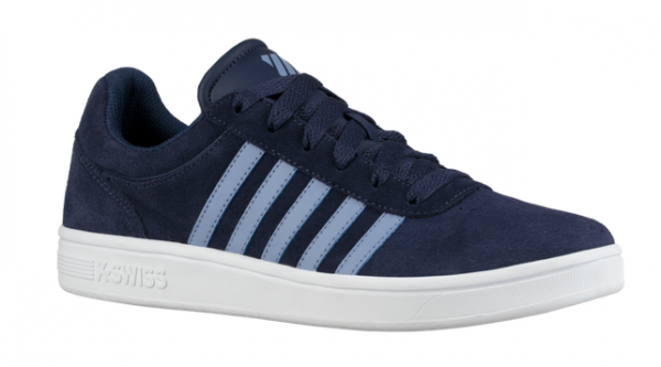 K-Swiss Court Cheswick SDE Herren Sneaker (Blau 440)