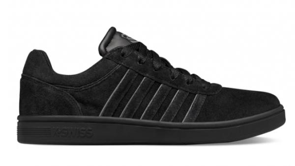 K-Swiss Court Cheswick SP SDE Herren Sneaker 06595 (Schwarz 022)