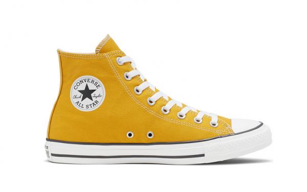 Converse Chuck Taylor All Star Hi Sneaker 164932C (Gelb)