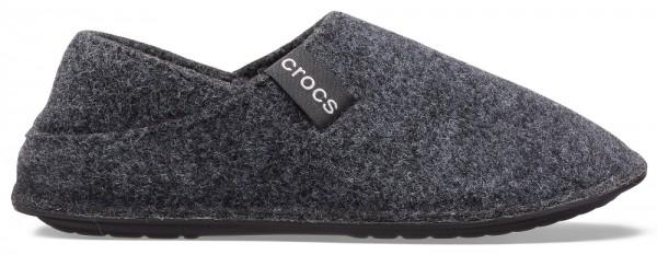Crocs Classic Convertible Slipper Hausschuhe (Black/Black)