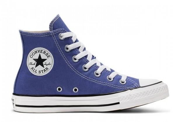 792379b207 Converse Chucks Taylor All Star Hi Blau I 164397C | Zehenhaus