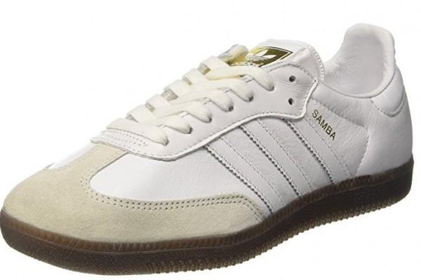 Adidas Samba OG Damen Sneaker BB2541 (Weiss)