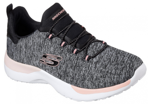 Skechers Dynamight Break-Through Damen Sneaker 12991 (Schwarz-BKCL)