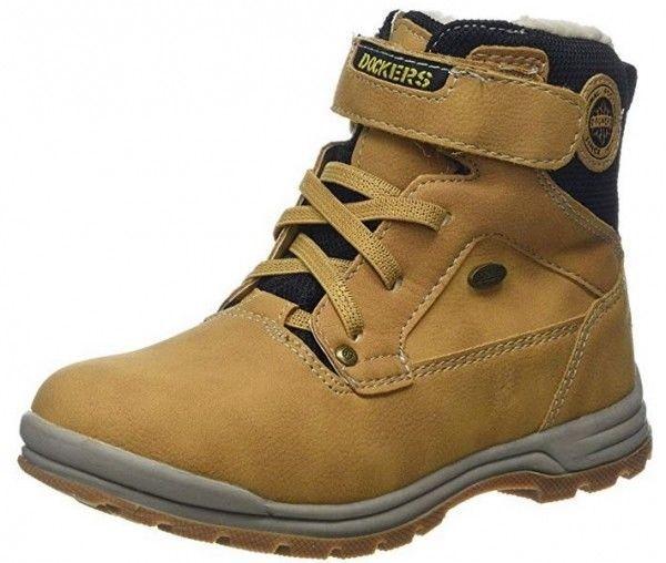 Dockers Kinder Stiefel 43NE705-630910 (Golden Tan)