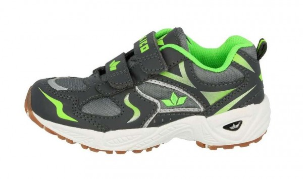 Lico Bob V Kinder Sneaker 360763 (Grau 7320)