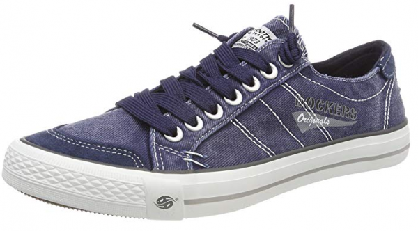 Dockers Herren Sneaker 30ST027-790660 (Blau)