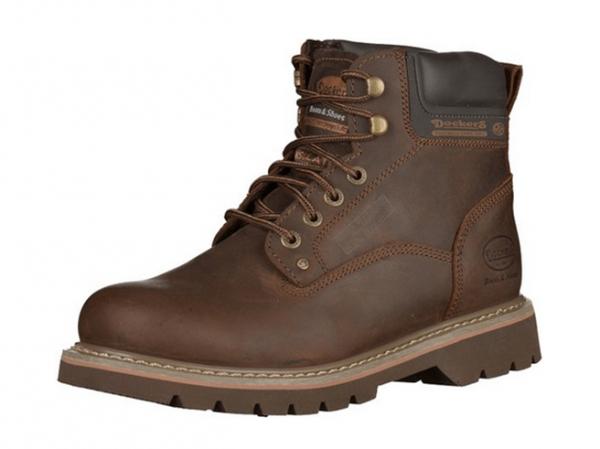 Dockers Herren Stiefel 23DA004-400(Braun 320)