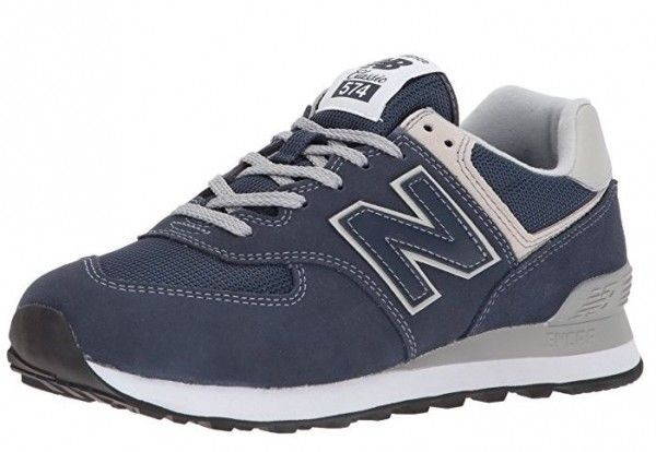 New Balance Damen Sneaker WL574EN (Blau)