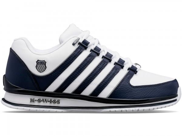 K-Swiss Rinzler Herren Sneaker 01235 (Weiss-Blau 914)