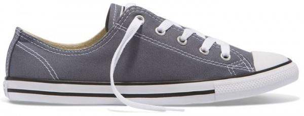 Converse Chucks Taylor All Star Ox Dainty Damen Sneaker 559833C (Grau)