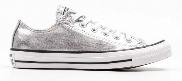 Converse Chuck Taylor All Star Low 153180C (Silber)