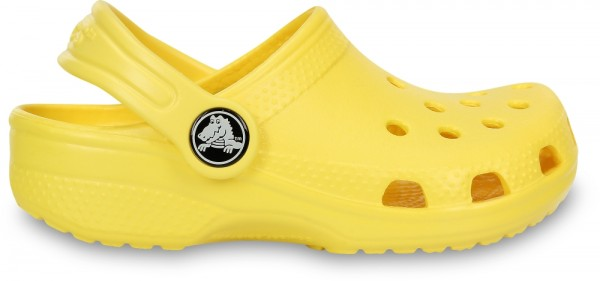 Crocs Classic Clog Kinder (Sunshine)