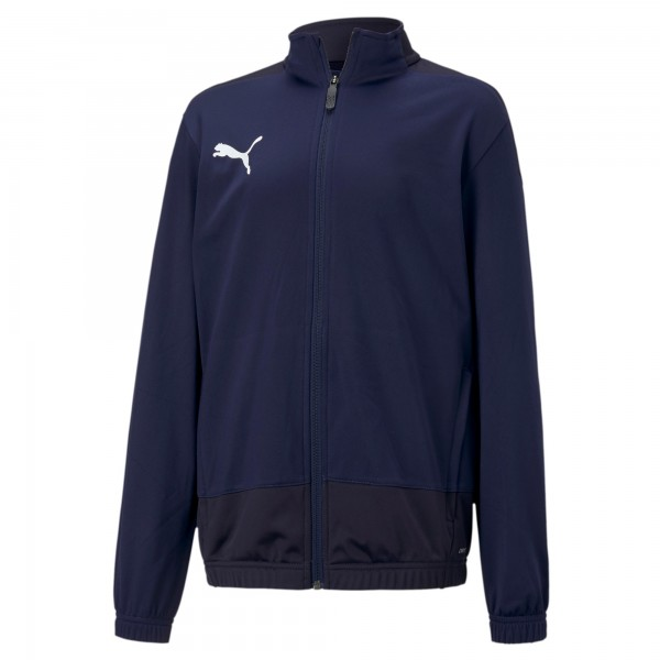 Puma TeamGOAL 23 Jr Kinder Trainingsjacke 656570 (Blau 06)