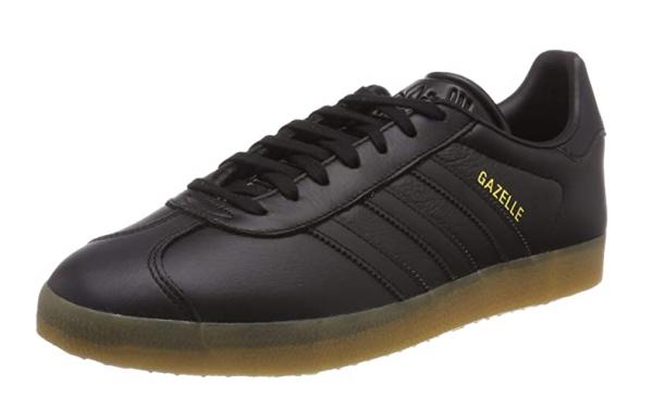 Adidas Gazelle Herren Sneaker BD7480 (Schwarz)